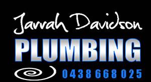 Jarrah Davidson Plumbing Logo